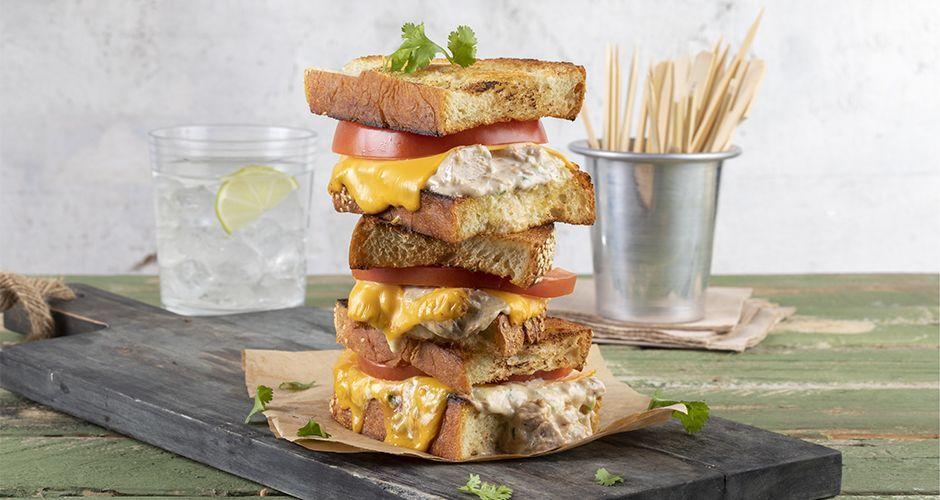 Recipe main tuna melt sandwich