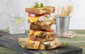 Recipe thumb tuna melt sandwich