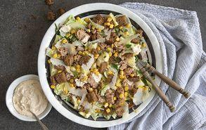 Recipe thumb salata caesar me kapnisto tono
