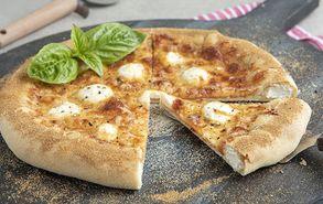 Recipe thumb pizza me gemisti krousta