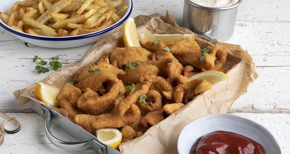 Fish fingers