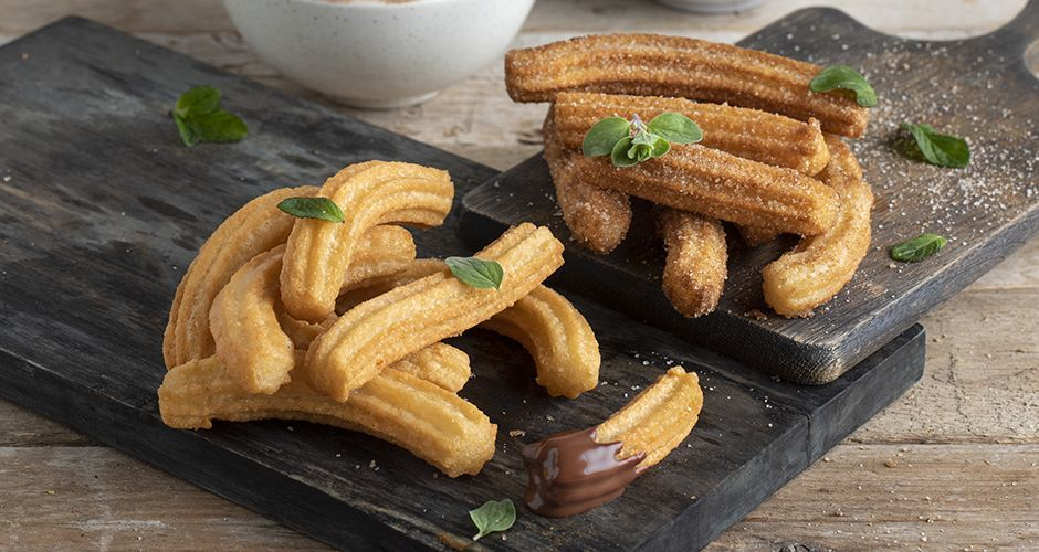 Recipe main grigora churros