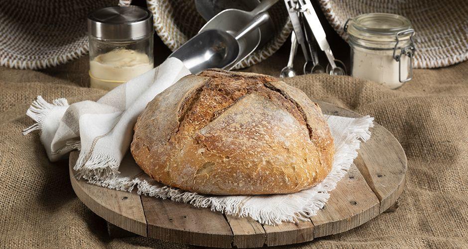 Ψωμί με γρήγορο προζύμι