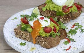 Recipe thumb avocado toast