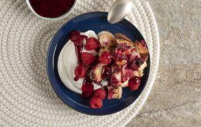 Recipe thumb rasberry crumble site