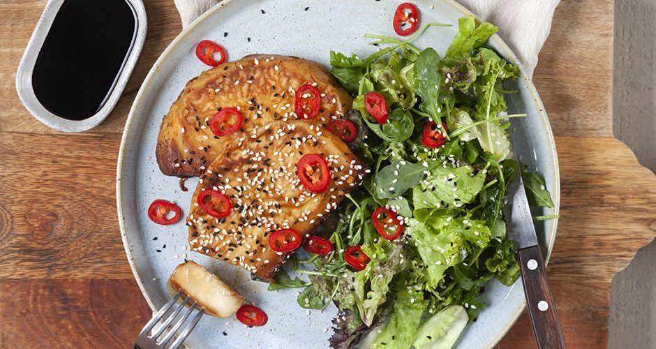 Recipe main selinoriza steak