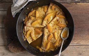 Recipe thumb crepes suzettes
