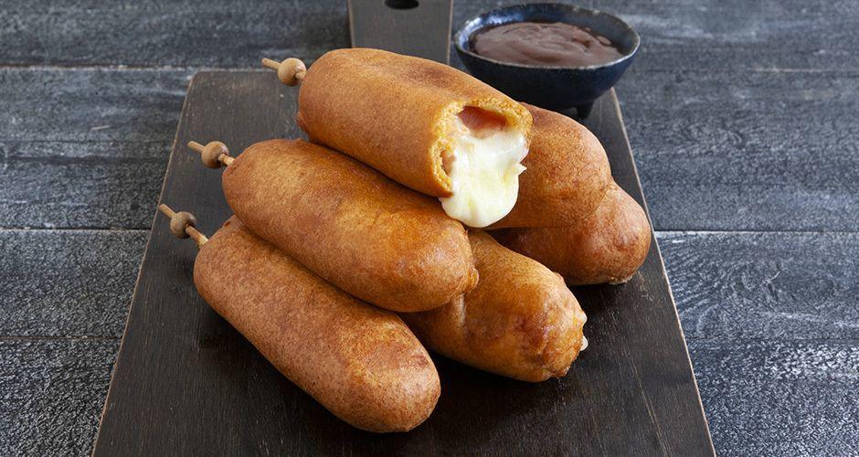 Recipe main corn dogs