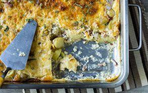 Recipe thumb akis petretzikis patates lorraine