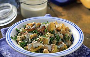 Recipe thumb akis petretzikis salata zest me kolokytha 2
