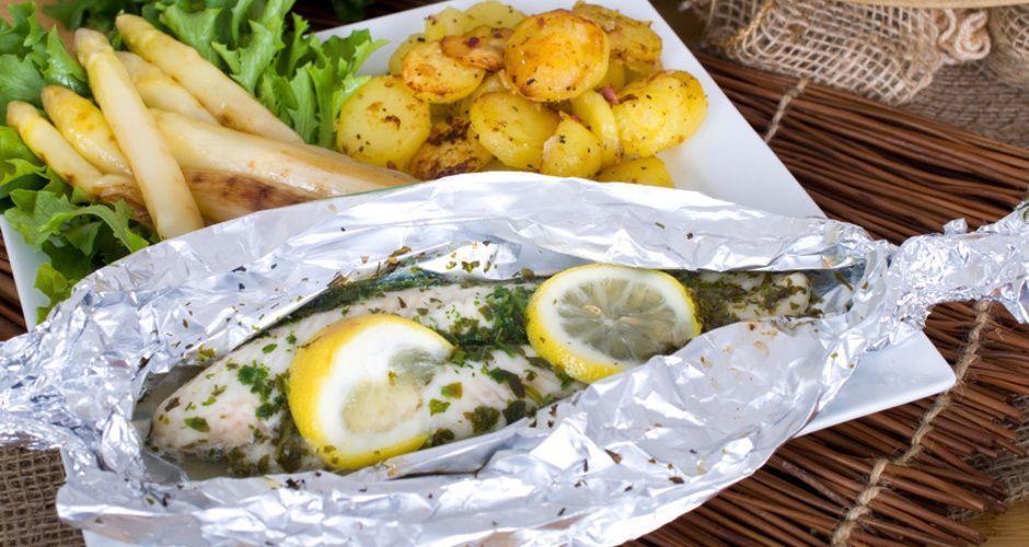 Recipe main recipe main tips akis petretzikis aluminum foil