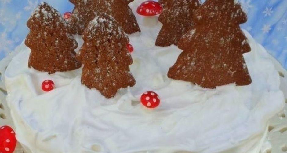 Βασιλόπιτα με gingerbread