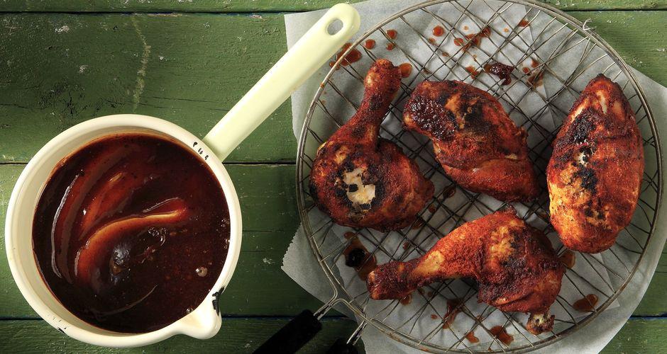 Κοτόπουλο με άλμη στον φούρνο