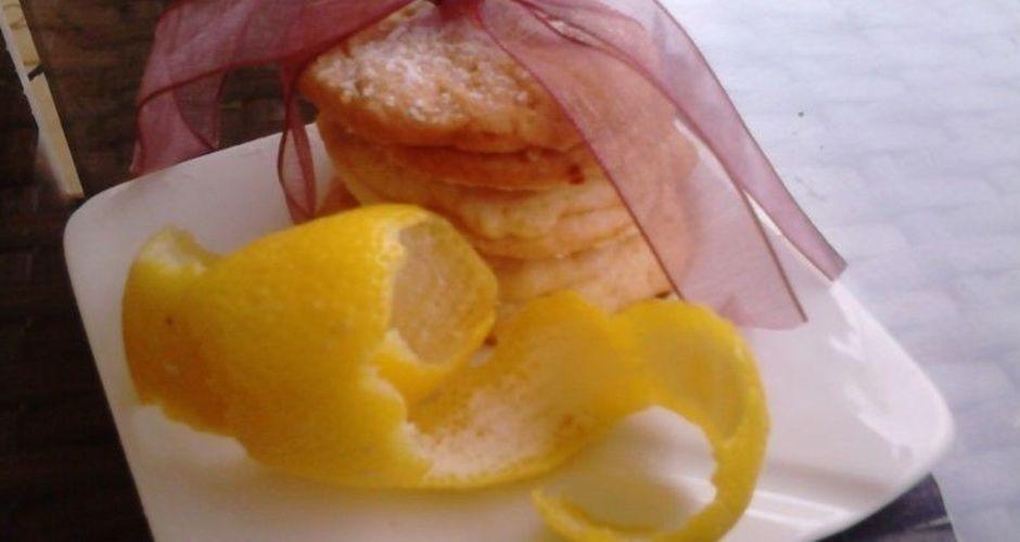 Τα πιο δροσερά μπισκότα λεμονιού