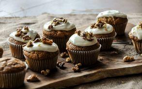 Recipe thumb akis petretzikis cupcakes kolokythas
