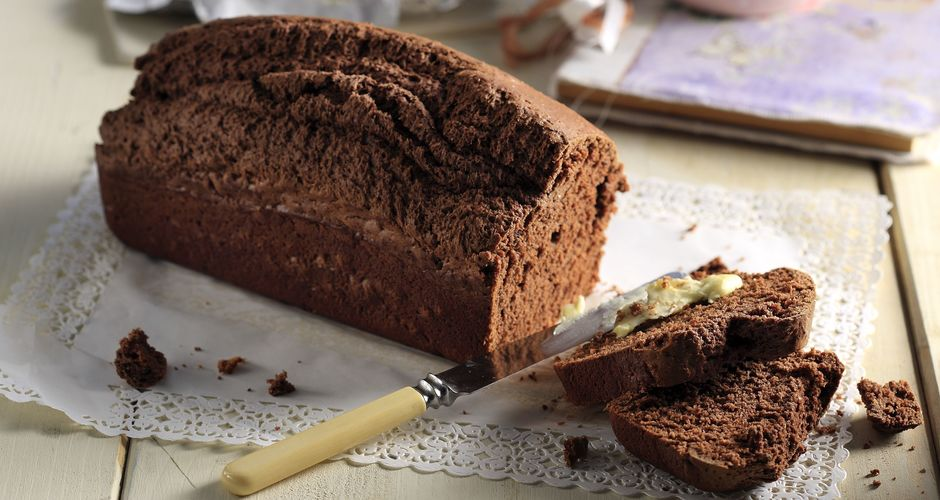Chocolate Bread Quick and Easy