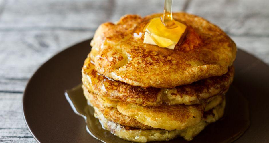 Recipe main akis petretzikis pancakes