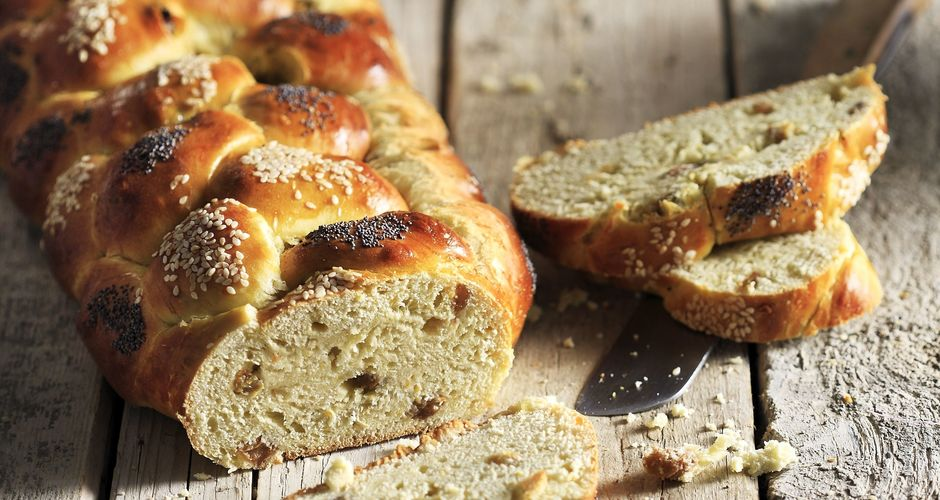 Olive Oil Sweet Bread