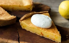 Recipe thumb akis petretzikis lemon buttermil pie
