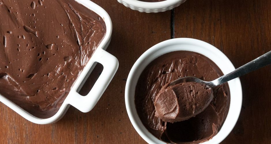 Chocolate Cream Pudding