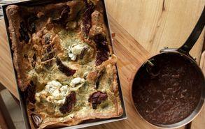 Recipe thumb akis petretzikis omeleta me saltsa 2