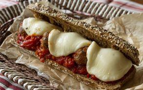 Recipe thumb akis petretzikis meatball sandwich