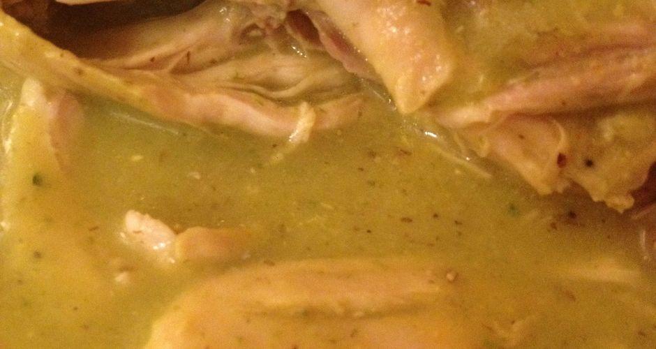 Σούπα λαχανικών βελουτέ και κοτόπουλου η θεϊκή!!