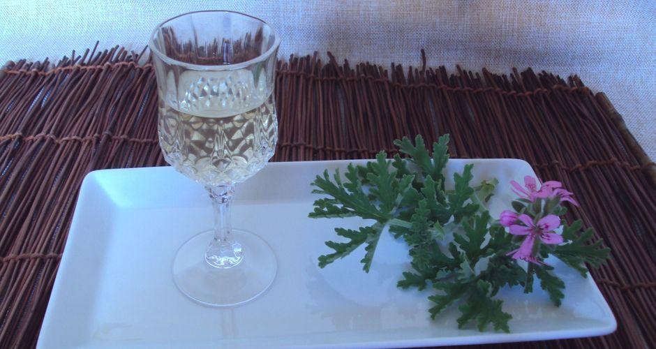 Λικέρ Αμπορόριζα με κρασί