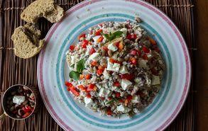 Recipe thumb akis petretzikis salata me mauromatika 2