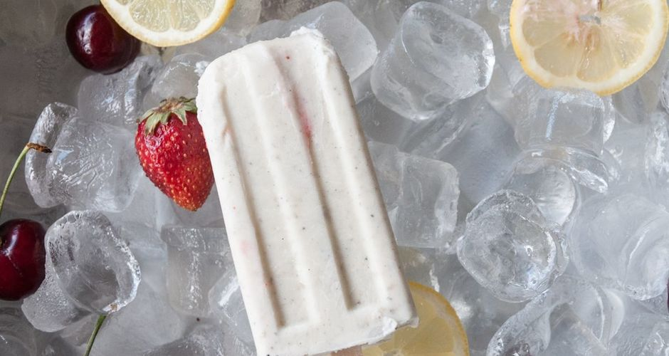Brown butter popsicles