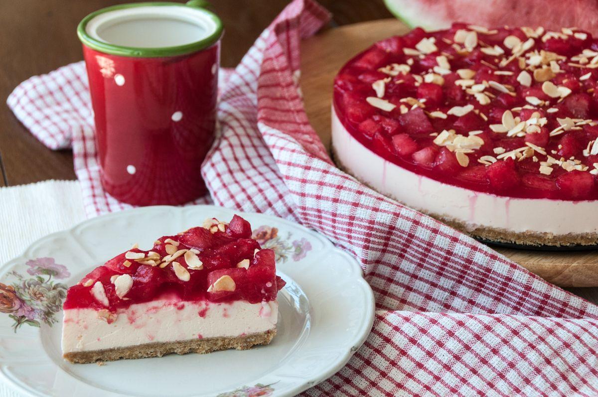 Akis petretzikis cheesecake karpouzi 3