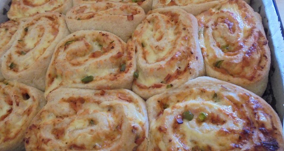 Aφράτα ρολάκια πίτσας