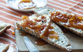 Recipe thumb is petretzikis marmelada me portokali kai mpaxarika 4