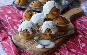 Recipe thumb akis petretzikis nistisima muffins karydas