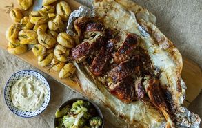 Recipe thumb akis petretzikis leg of lamb