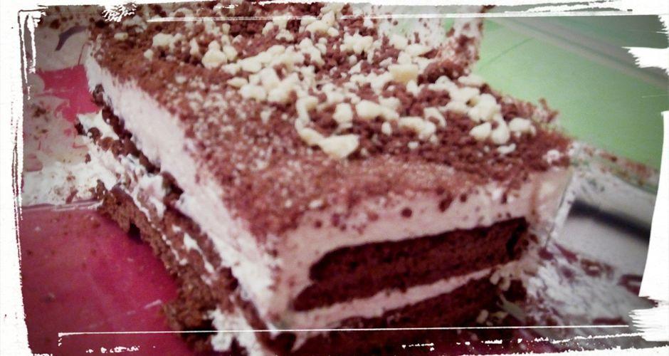 Σοκολατενιο γλυκισμα σε 10'