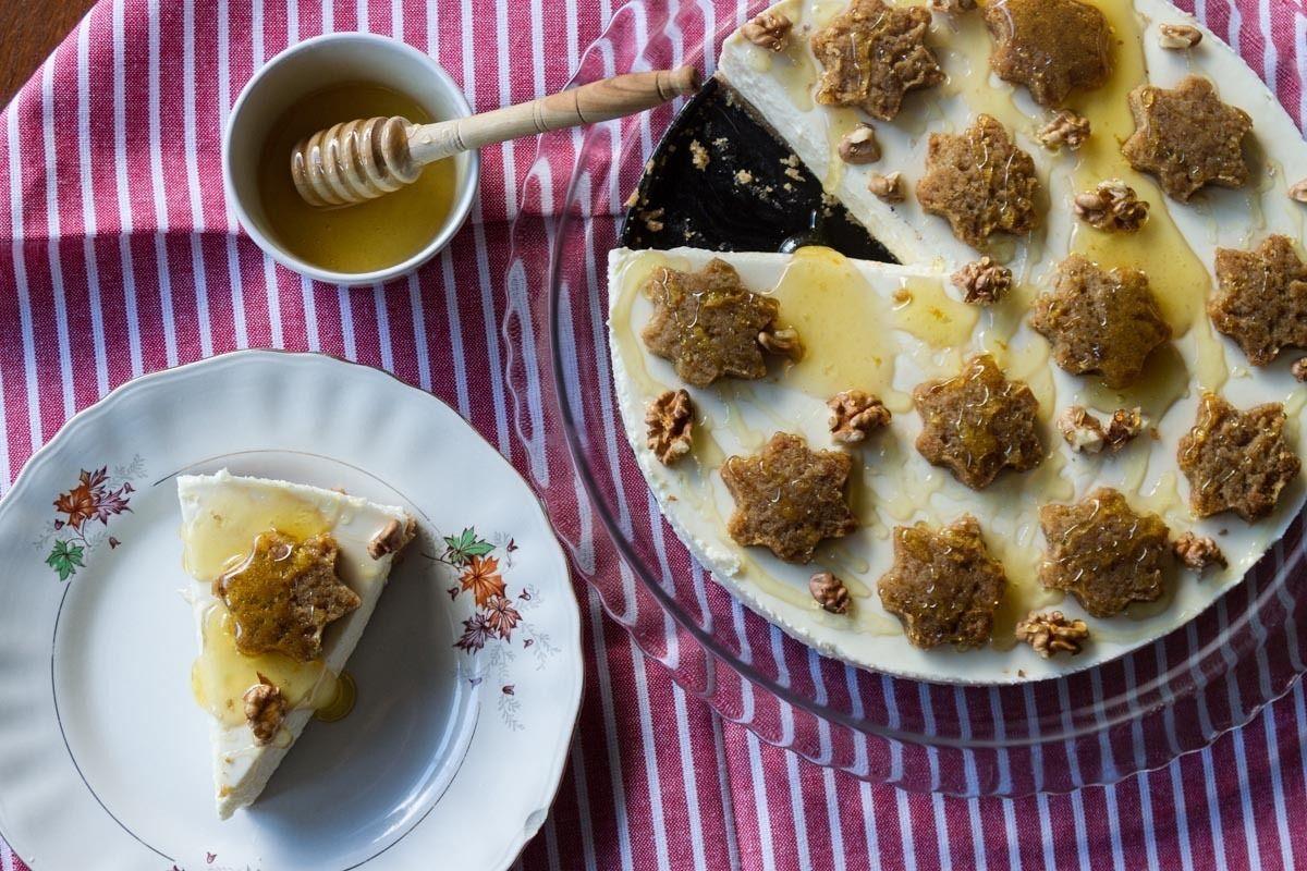 Cheesecake melomaka