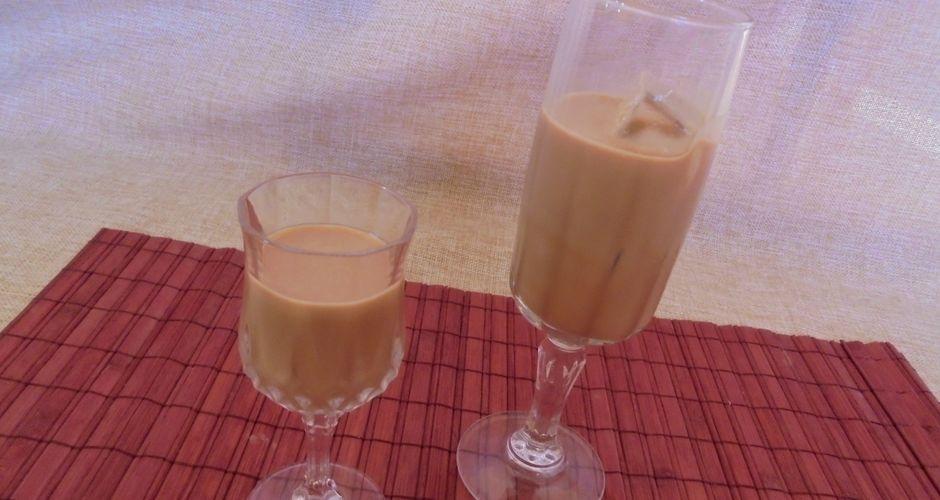 Λικέρ κρέμα-καφέ