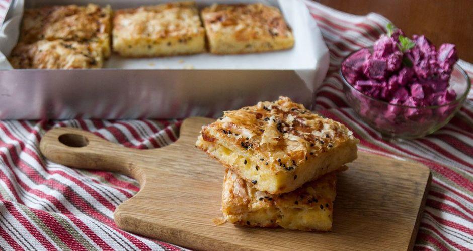 Easiest Greek Cheese Pie