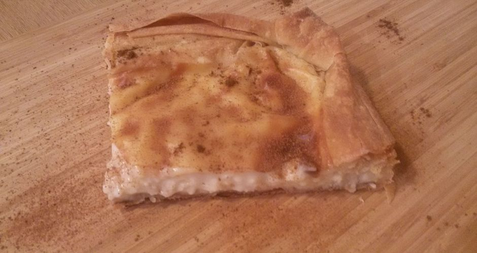Galatopita – Milk Pie