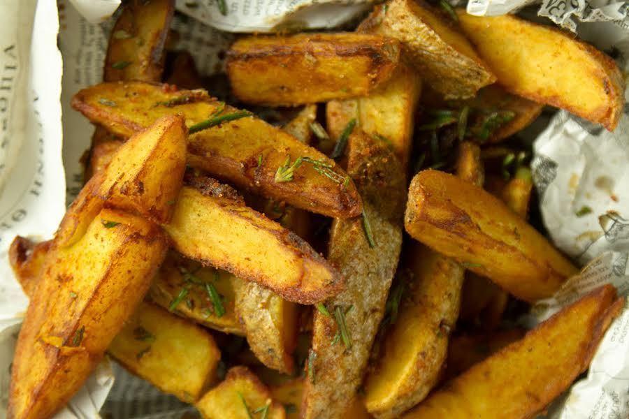 Thganites patates akis petretzikis