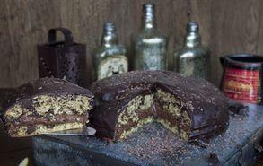 Recipe thumb akis petretzikis nistisimo cake