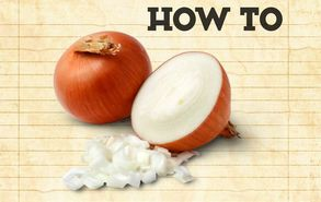 Recipe thumb onions tip