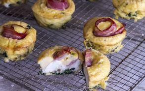 Recipe thumb akis petretzikis breakfast muffins