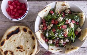Recipe thumb akis petretzikis salata karpouzi