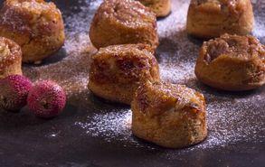 Recipe thumb akis petretzikis muffin lychee