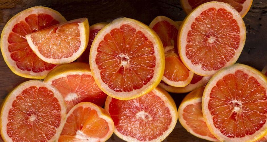 Recipe main akis petetzikis grapefruit