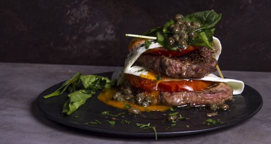 Beef Medallions with Capers