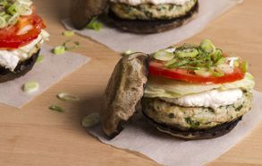 Recipe thumb akis petretzikis healthy burger