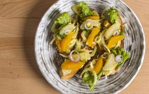 Recipe thumb akis petretzikis salata finiokio portokali site